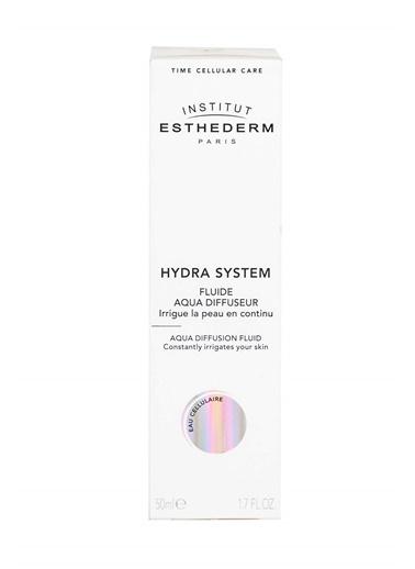 Institut Esthederm Aqua Diffusion Fluid 50 ml Renksiz